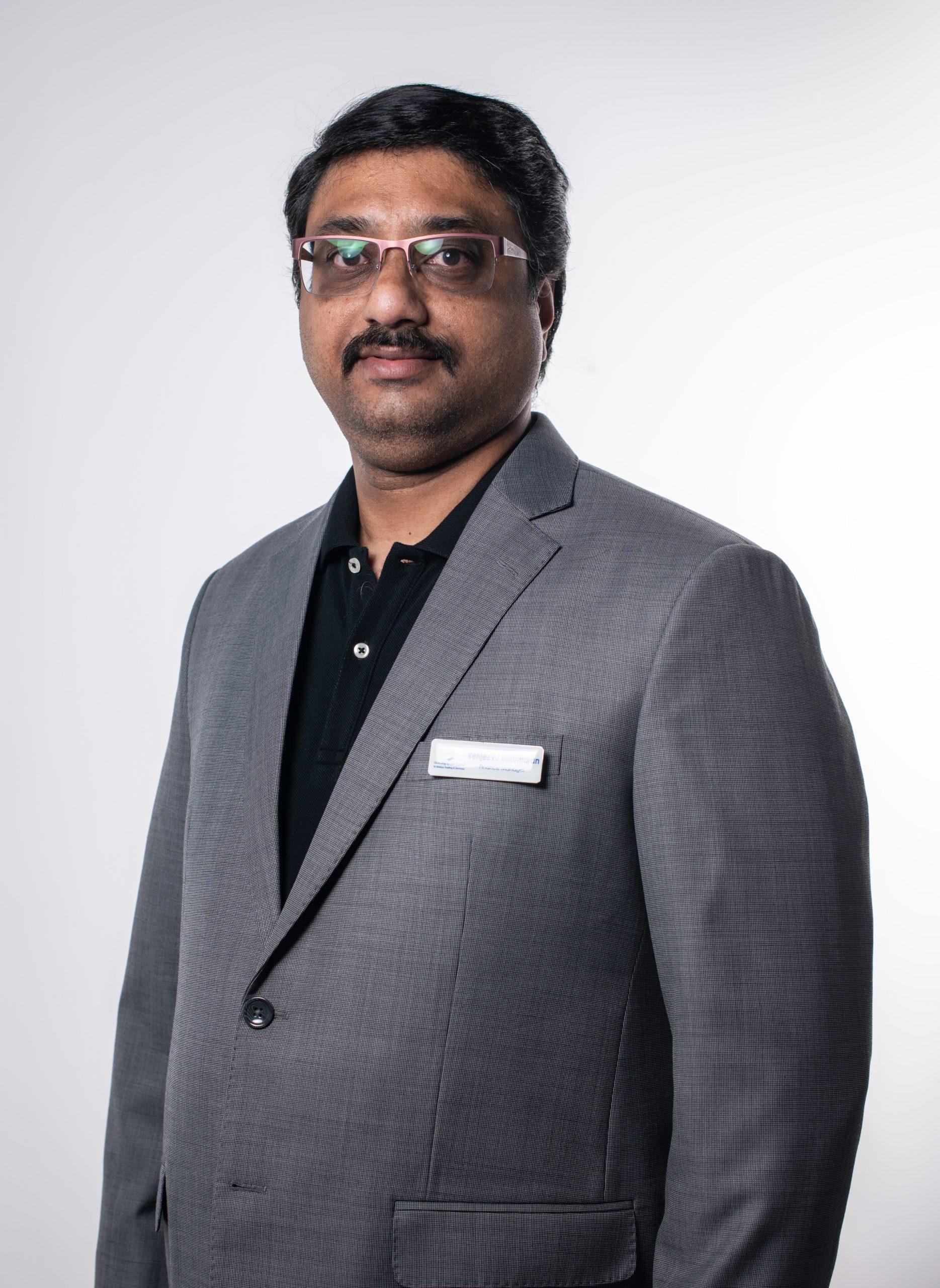 Renjeevu Sukumaran